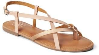 Gap Metallic Strappy Sandals