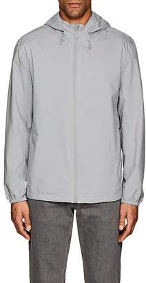 Barneys New York MEN'S HOODED RAIN JACKET