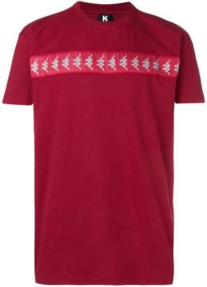 Kappa Kontroll logo band T-shirt
