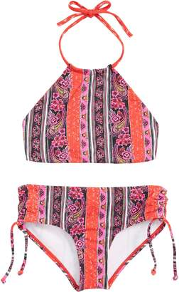 Billabong Stay 4 Ever Two-Piece Reversible Swimsuit
