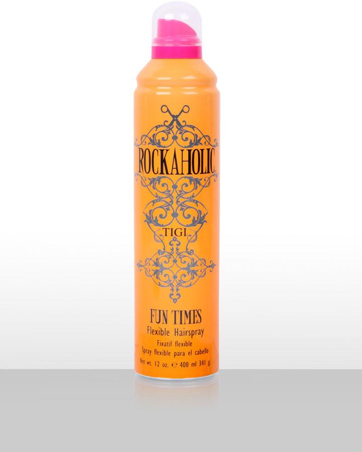 Tigi Rockaholic Fun Times Flexible Hairspray 350ml