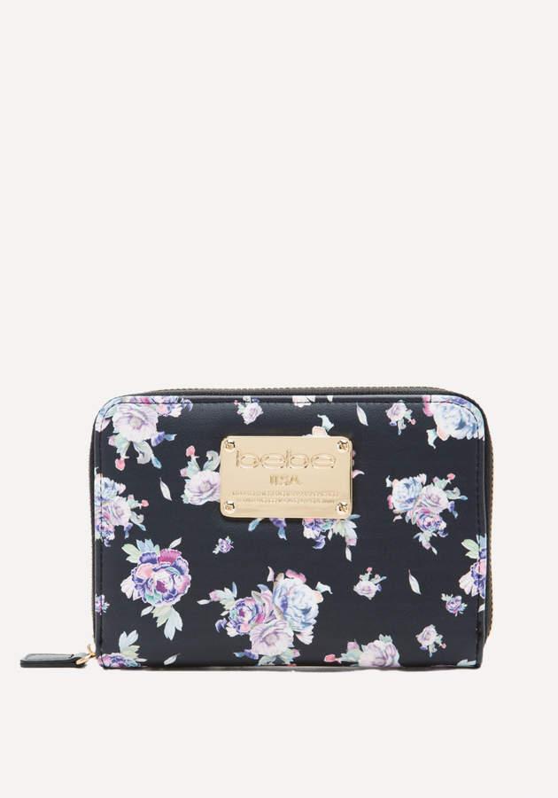 Winter Rose Wallet