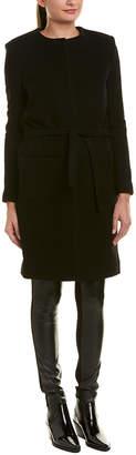 IRO Kila Wool & Silk-Blend Coat
