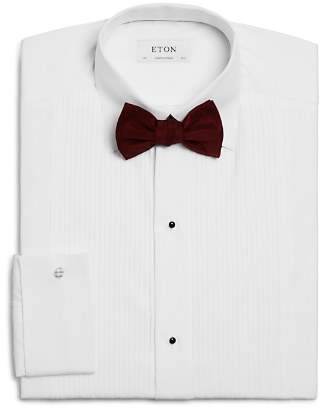 Eton of Sweden Classic Pleated Bib Tuxedo Shirt - Regular Fit