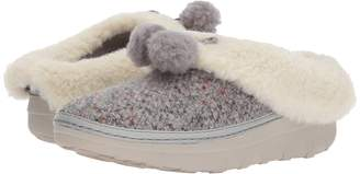 FitFlop Loaff Snug Pom Slippers Women's Slippers