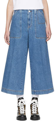 Acne Studios Blue Texa Jeans
