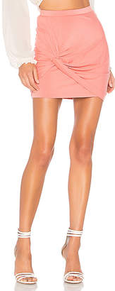 by the way. Kori Twist Mini Skirt