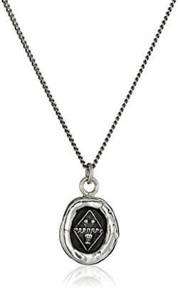 Pyrrha Sterling Harvest of Dreams Talisman Necklace