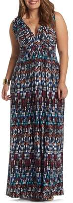 Tart Chloe Empire Waist Maxi Dress