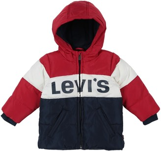 Levi's Synthetic Down Jackets - Item 41845223HX