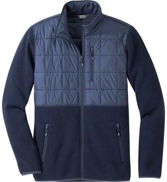 Outdoor Research Vashon Hybrid Full-Zip Jacket - Men's