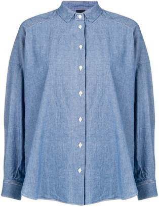 Aspesi long-sleeve denim shirt