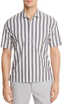 Burberry Harley Vertical Stripe Button-Down Shirt - 100% Exclusive