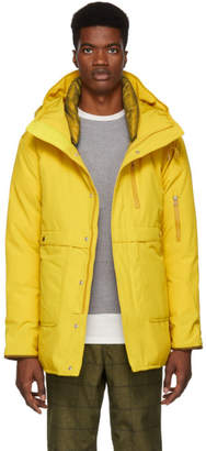 Nanamica Yellow Down Cape Point Coat