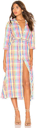 MDS Stripes Shirtdress