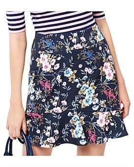 Review Esmeralda Floral Skirt