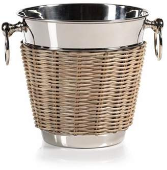 Zodax Wicker Ice Bucket