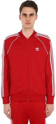 adidas Sst Cotton Blend Track Jacket