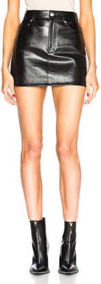Helmut Lang (ヘルムート ラング) - Helmut Lang Five Pocket Mini Skirt
