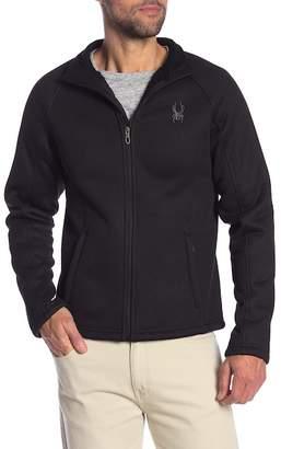 Spyder Stellar Full Zip Fleece Lined Jacket