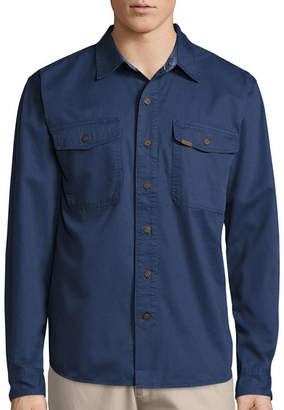 Smith Workwear Smith's Workwear Long-Sleeve Twill Work Shirt