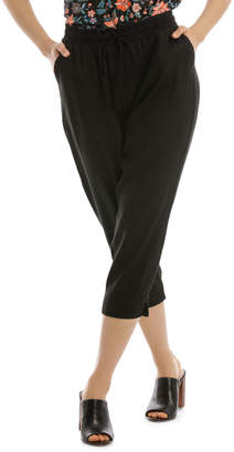Blend of America Must Have Linen Pant Black