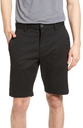 Men's Rvca The Week-End Twill Chino Shorts $50 thestylecure.com