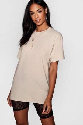 boohoo Tall Basic Oversized T-Shirt