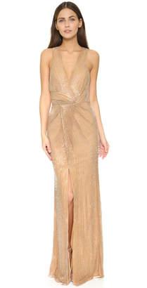 Parker Monarch Gown $594 thestylecure.com