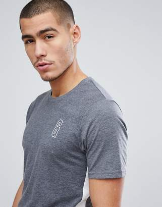 ONLY & SONS T-Shirt With Logo And Contrast Stripe Detail