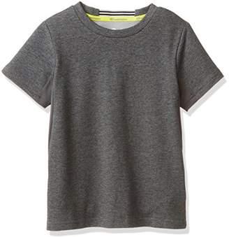 Giordano (ジョルダーノ) - (ジョルダーノ) GIORDANO 【Gモーション】ドライテックTシャツ G17AW-03027214 グレー 110