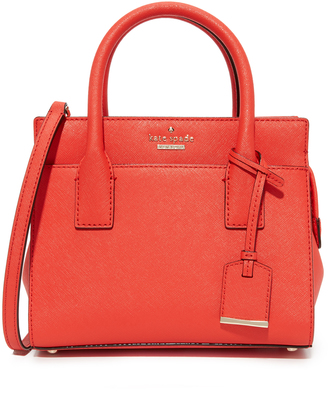 Kate Spade New York Mini Candace Cross Body Bag $298 thestylecure.com