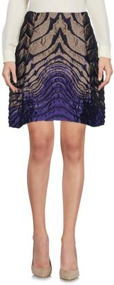 Alberta Ferretti Knee length skirts