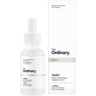 "The Ordinary Buffet"" Multi-Technology Peptide Serum 30 mL"