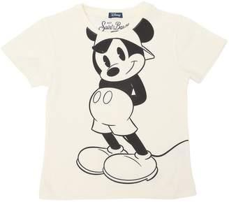 MC2 Saint Barth DISNEY MICKEY MOUSE ジャージーTシャツ