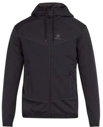 Blackyak - Betizu Zip Through Hooded Fleece Jacket - Mens - Black