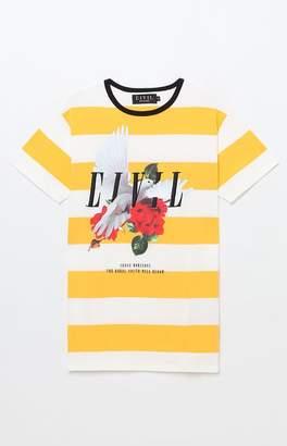 Civil DPVE Embroidery Stripe T-Shirt