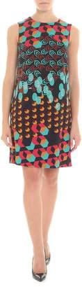 M Missoni Geometric Print Dress