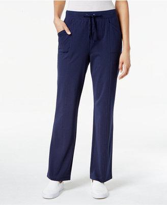 Karen Scott Drawstring Pants, Only at Macy's $44.50 thestylecure.com