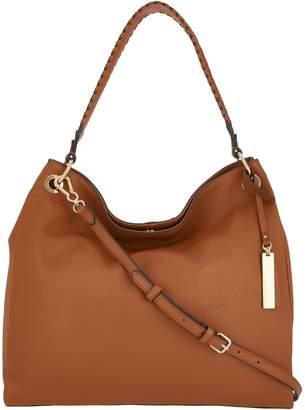 Vince Camuto Leather Hobo Handbag - Nadja