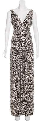 Tart Leopard Print Maxi Dress