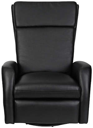At Argos Home Rock R Round Leather Eff Recliner Chair Black