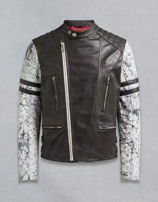 Belstaff Ennis Biker Jacket Black