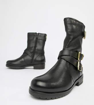 Carvela Leather Biker Boots