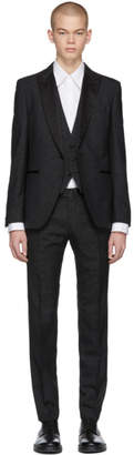 BOSS Black Rendal 1 and Wilden 1 WE Three-Piece Suit