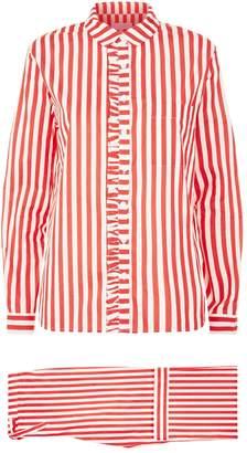 Yolke Cotton Frill Pyjamas
