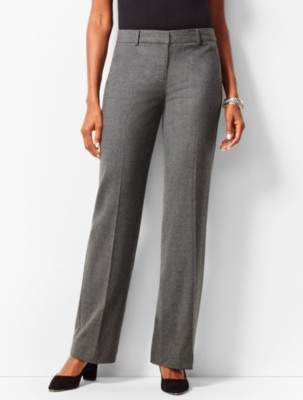Talbots Luxe Italian Flannel Windsor Pants