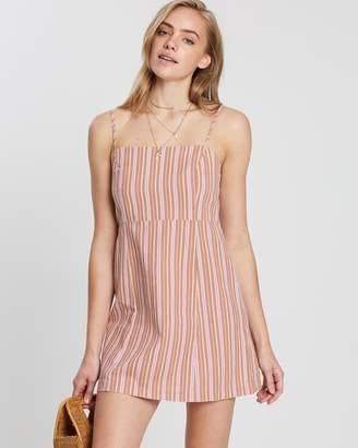 Billabong Mexicola Stripe Dress