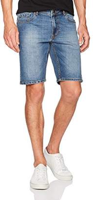 Comfort Denim Outfitters Men's Regular Fit Denim Shorts