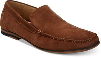 Kenneth Cole Reaction Men's Integer Suede Moc-Toe Loafers